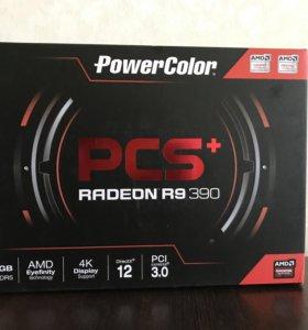 Видеокарта PowerColor R9 390 8Gb