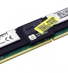 Память (для серверов) DDR2 4Gb 667MHz
