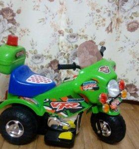 Мотоцикл детские.