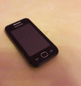 Телефон Samsung wave