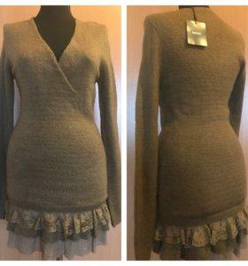 Новое тёплое платье Koton Турция 🇹🇷