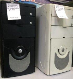 Корпус IN-WIN IW-Z720 (черный,белый) без блока