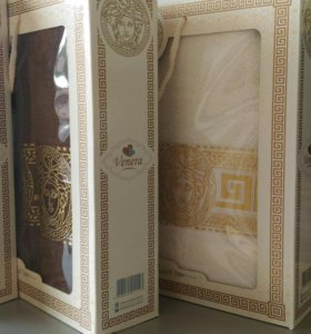 Новый набор полотенцев