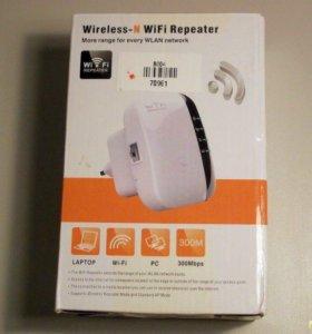 WiFi репитер ( усилитель ) до 300Mbps