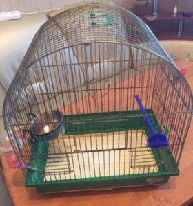Клетка для попугая или грызунов