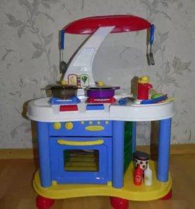 Кухня Детская в коробке
