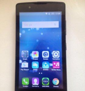 Телефон Lenovo 4g 4 ядра