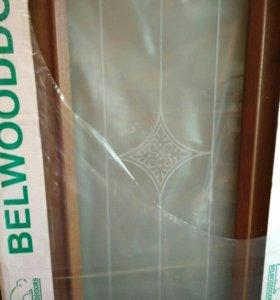Межкомнатные новые двери Belwooddoors.