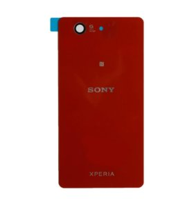 Задняя крышка Sony z3 compact