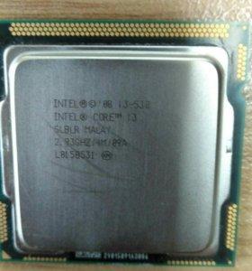Процессор Intel core i3 530