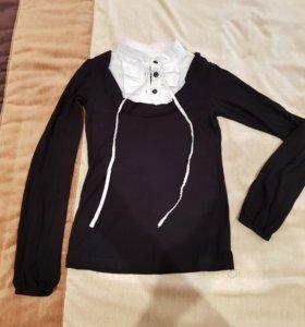 Блузка-кофта 128-140