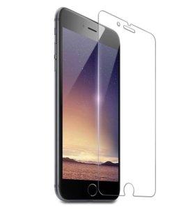 Защитное стекло на Iphone 5,6,7,6+,7+..