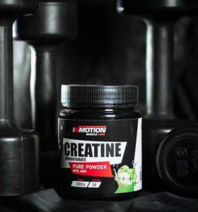 Creatine Monohydrate InMotion Muscle Labs. 200 гр.