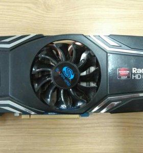 Видеокарта Radeon HD 6870