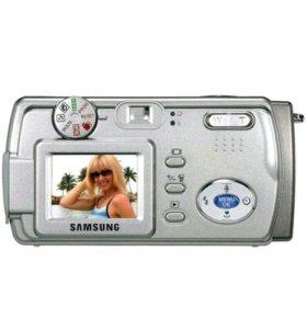 Фотоаппарат Samsung (состояние нового)