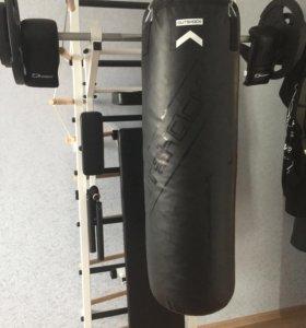 Боксерская груша новая возможен на больший вес