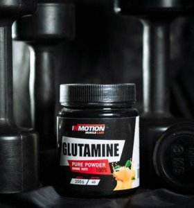 L-Glutamin InMotion Muscle Lab, 200 гр