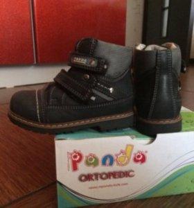 Демисезонные ботинки Panda