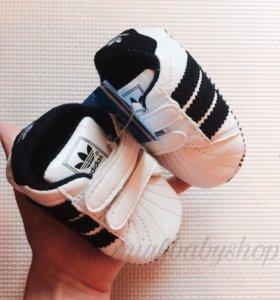 Пинетки Adidas Superstar