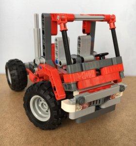 Лего Техник 8261 Гоночный грузовик в идеале 2в1