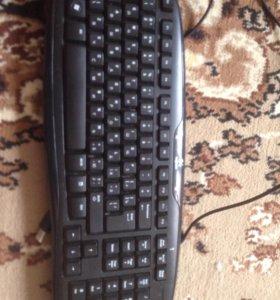 Клавиатура и мышка для ПК