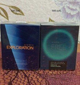 Avon FREE-600 руб