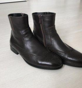 Mirko Osvaldo полусапоги-высокие ботинки