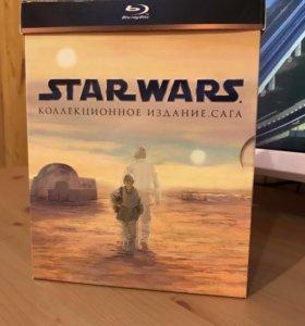 Star Wars коллекционное издание blu-ray