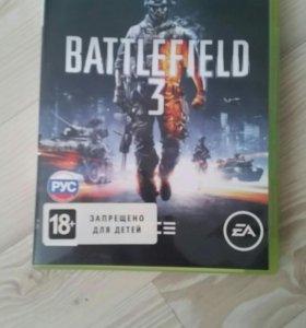 Игра BATTLEFIELD 3 для xbox 360