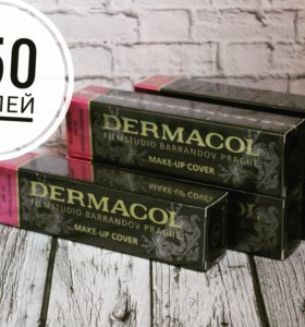 Тональный крем DERMACOL дермакол