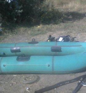 Лодка надувная уфимка 22