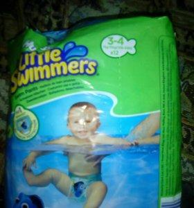 Подгузники для плавания 7-15 кг