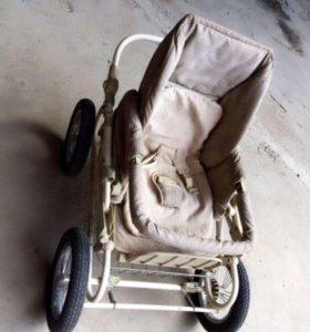 Трансформер коляска