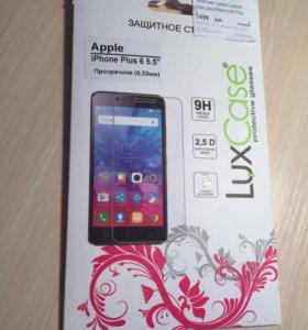 Стекло для IPhone 6/6s Plus
