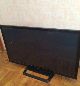 LG телевизор на запчасти