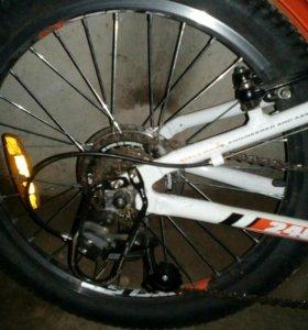 Велосипед стелс 240