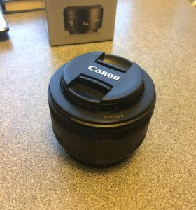 Портретник объектив Canon EF 50mm f/1.8 ll