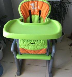 Стул со столом детский