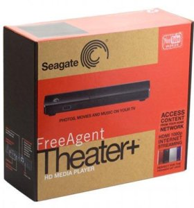 HD-медиаплеер Seagate FreeAgent Theater+