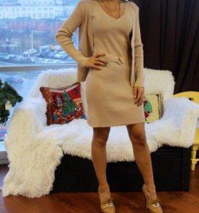 Платье +кофта