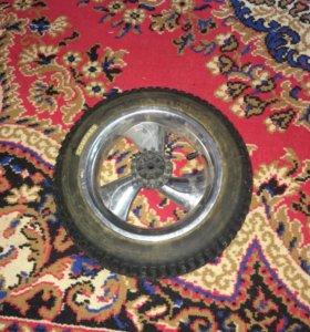 Колеса 4шт для коляски