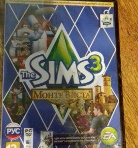 Дополнение к игре Sims 3 - город Монте Виста.