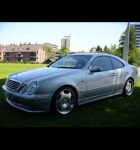 Mercedes-Benz CLK 230 K Sport 1999г