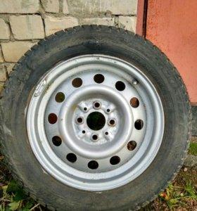 Шипы 185/60 14 4:98 1 колесо