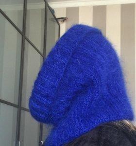 Шарф, шапка (капор)
