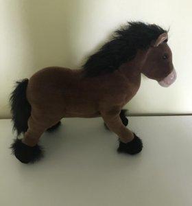 Игрушка Плюшевая лошадь