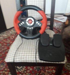 Игрово руль к компьютеру