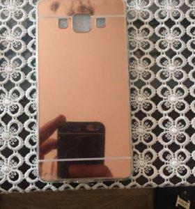 Чехол силиконовый для Samsung A3