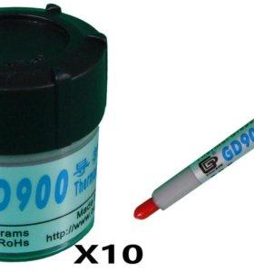 Отличная термопаста GD900