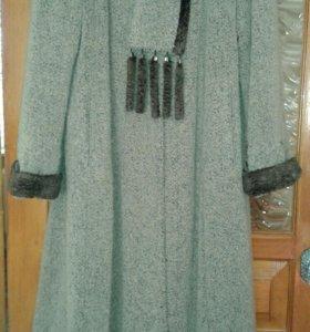 Пальто жен., зима р 58-60